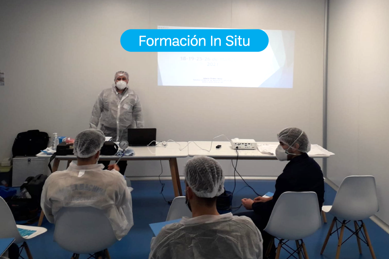 Formacion In Situ ISCAL